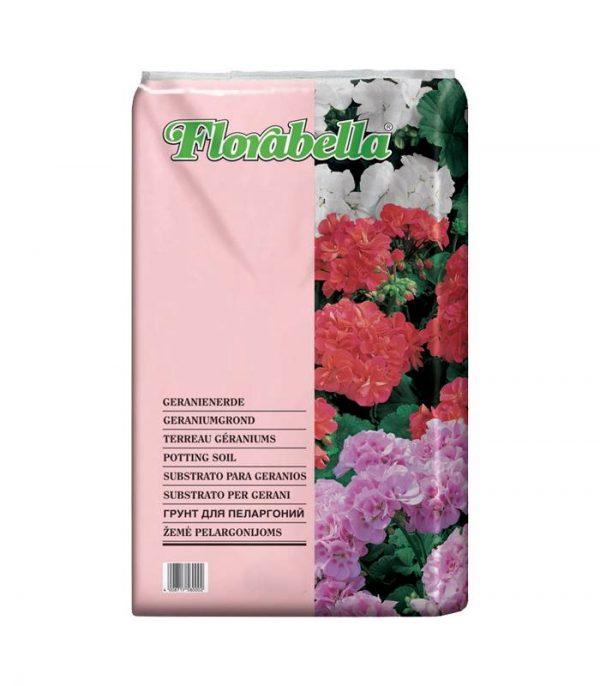 Zemlja Florabella za muškatle 40L