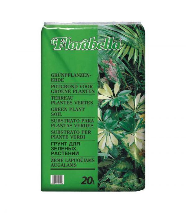 Zemlja Florabella za lisnate biljke