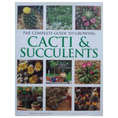 Cacti and succulents Dendrolog