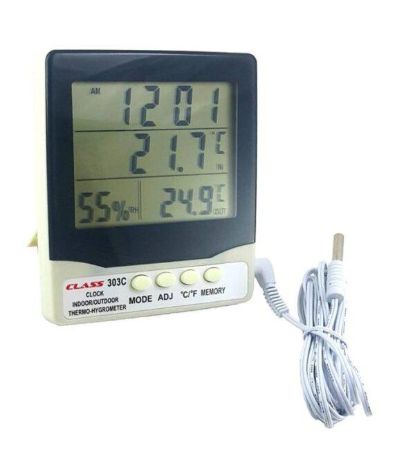 Merač temperature i vlage 303C Dendrolog