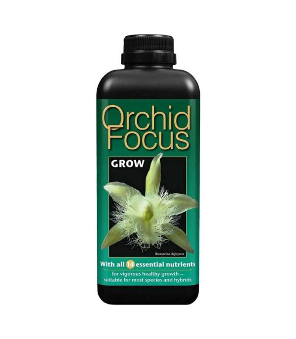 Orchid Focus Grow 1L Dendrolog